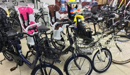 3人乗り対応子供乗せ自転車
