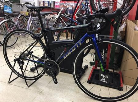 GIANT TCR ADVANCED 1SE